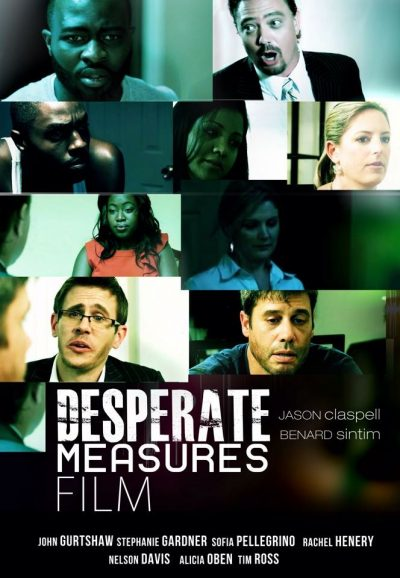 Desperate Measures Film depicts a man at crossroads of his life and must make sacrifices to survive after losing his job.