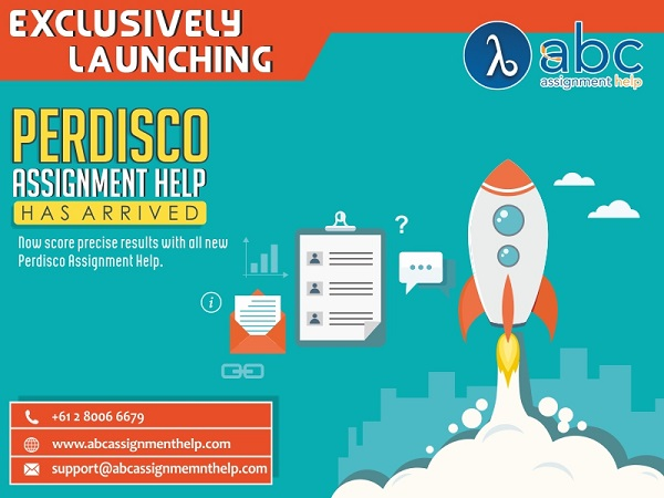 Avail Accounting Assignment Help From Experts At Perdisco assignment help