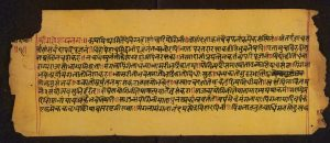FEATURES OF THE SANSKRIT GRAMMAR