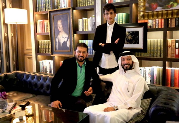 Taking leadership on Global Invention Show, Dubai to Silicon Valley