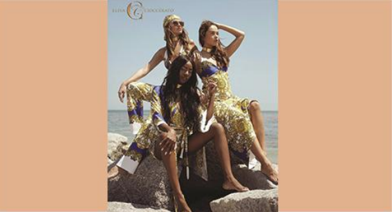 Eliya Cioccolato Fashion Designer Signs with the Tara Thomas Agency