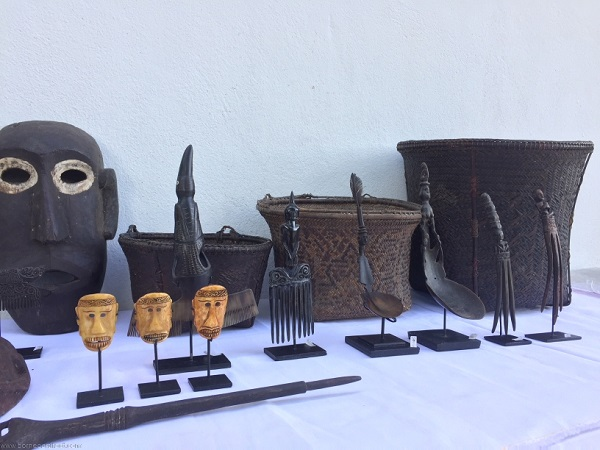 The Borneo Artifacts has the essence of Asian history and culture for sale