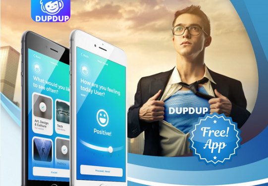 The Revolutionary DupDup Social Media App is Now Available on Android & IOS Platforms