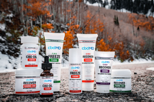 Let CBD Be Your Treat this Halloween
