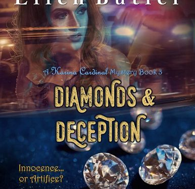 Going Deep with Bestselling Author Ellen Butler about her New Novel Diamonds & Deception