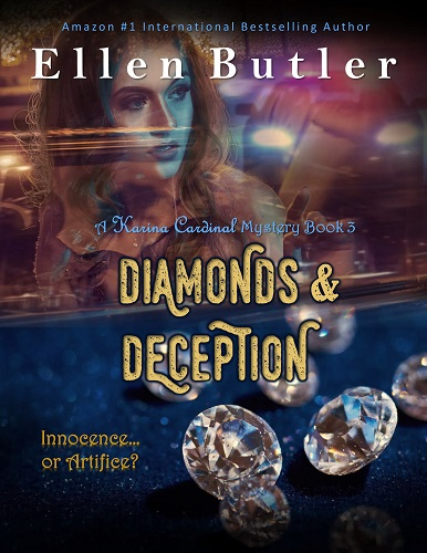Going Deep with Bestselling Author Ellen Butler about her New Novel Diamonds & Deception