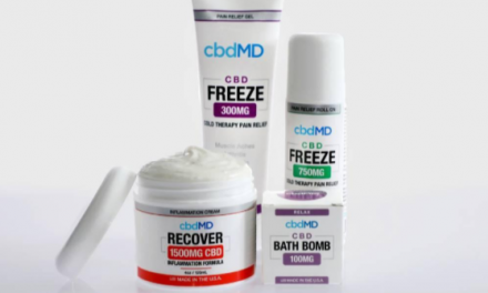Topical or Oral cbdMD Products? Here is What Athletes Have to Say