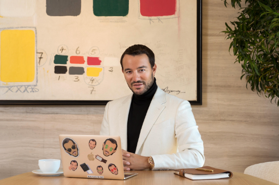 Bmoji: the Personalised Emoji App from Lifestyle Connoisseur Emir Bahadir
