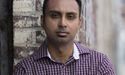 Chatting with Bestselling Author Tejas Desai about his Breakout Novel The Brotherhood